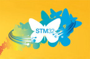 stm32-butterfly